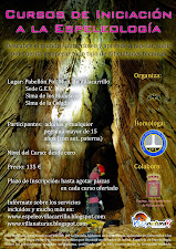 Curso de Iniciación Espeleología (PINCHA)