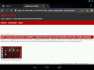 Android-x86 4.2 screenshot