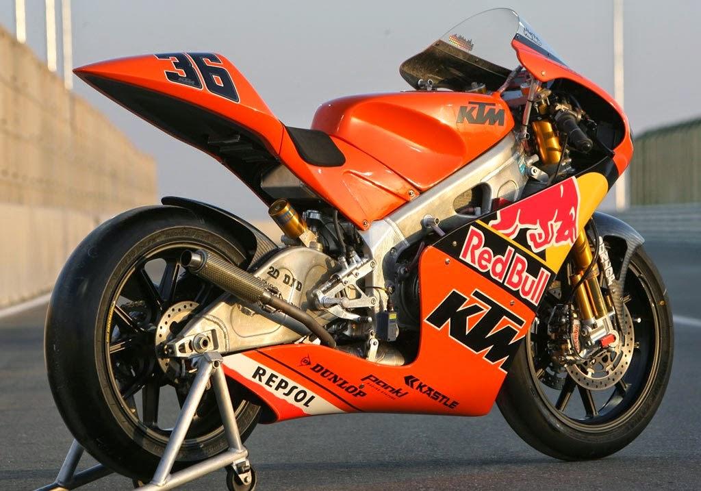KTM 250 FRR Bikes Price