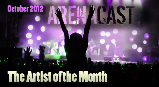 The Artist Of The Month (October 2012)