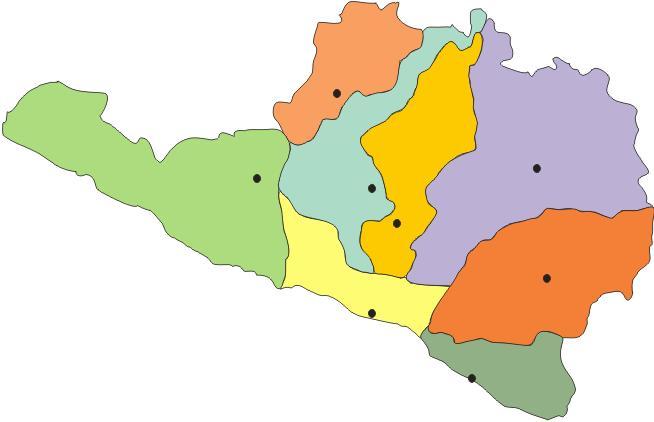 CULTURA MISCELANEAS IMAGENES DIBUJOS: MAPA POLITICO DE AREQUIPA