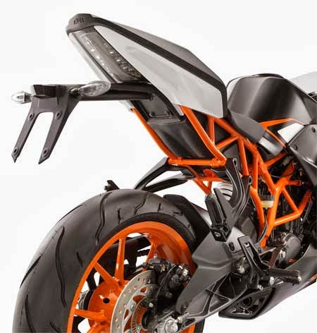 Design Motor KTM 390