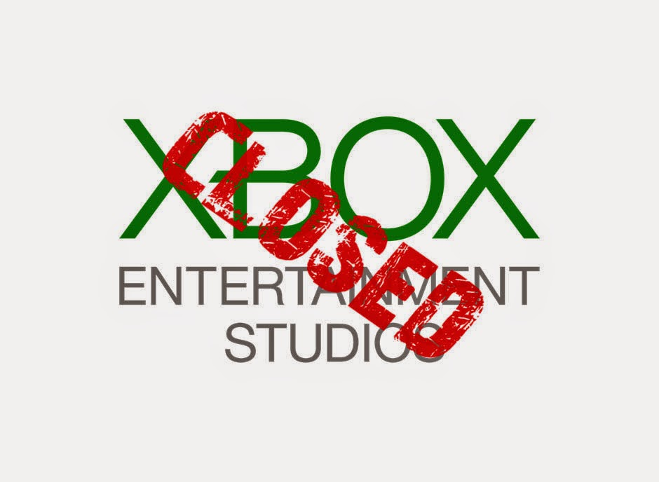 Microsoft To Shut Down Xbox Entertainment Studios