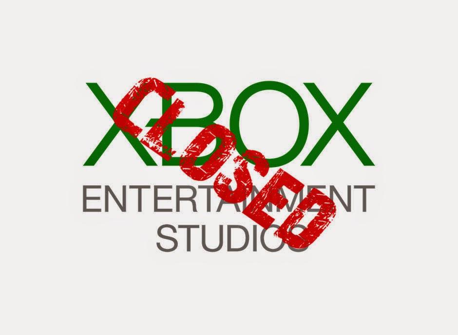 Microsoft To Shut Down Xbox Entertainment Studios