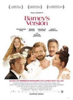 Barney's Version Movie Review