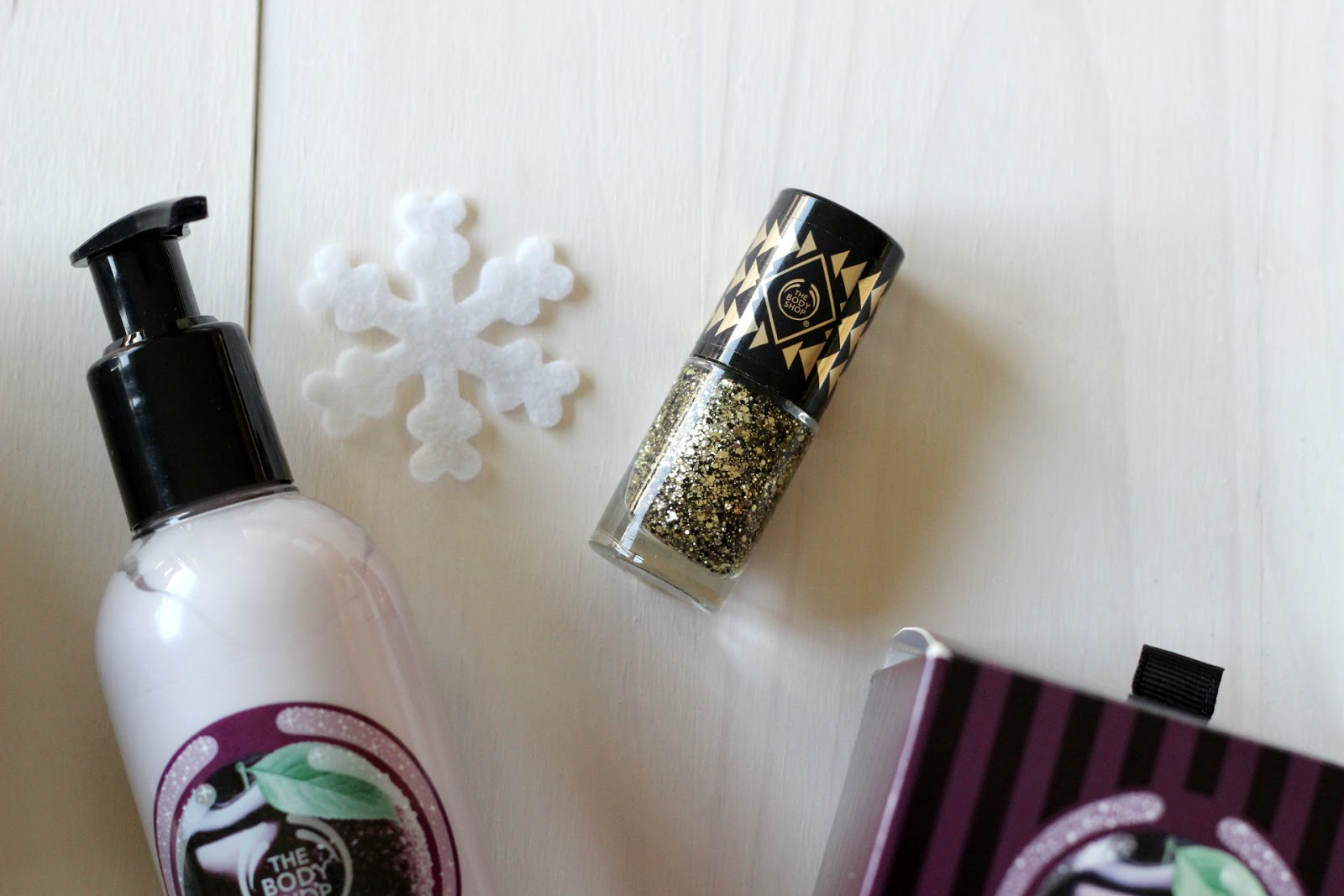 The BodyShop Christmas Collection