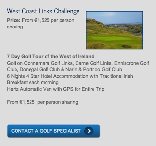 West Coast Links Challenge 2016