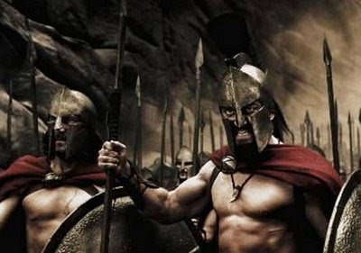 300 Spartalı Oyunlar 300