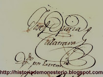 Las firmas de los Diputados extremeños que firmaron la Constitución de Cádiz (1812)