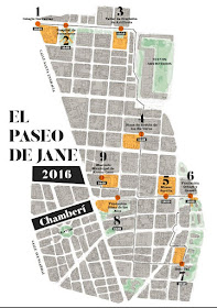 Chamberí: El Paseo de Jane
