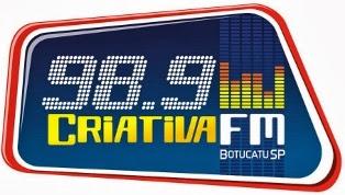 Rádio Criativa FM de Botucatu ao vivo