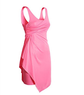 Cruise Collection @ H & M, Pink Dress