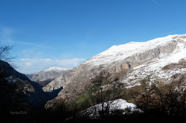 The Estrechura Gorge Asturias - Spain