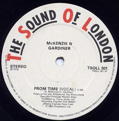 McKENZIE & GARDINER : From Time - 1983