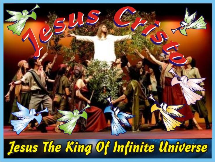 ***  O Rei dos reis deste Universo Infinito ***