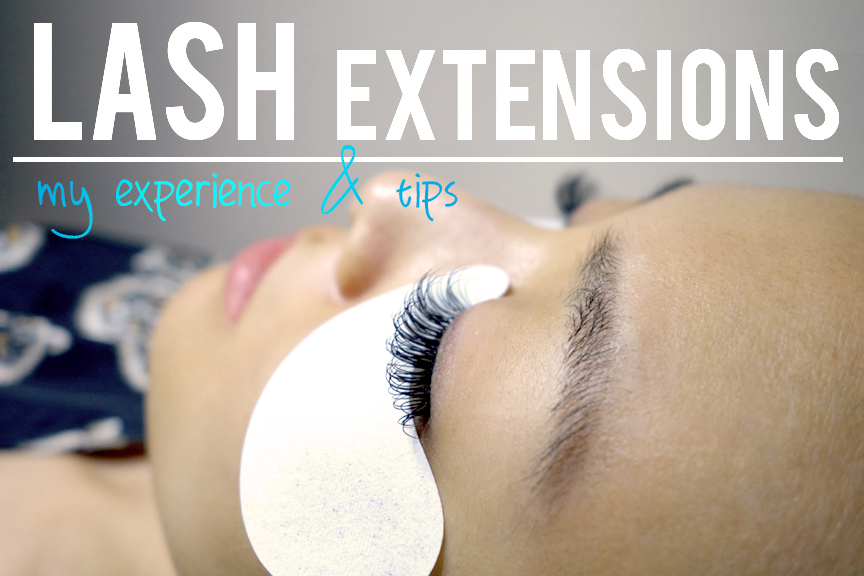 Lash Extensions My Experience Tips From Head To Toe