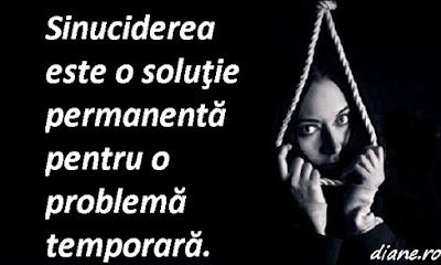 Sinuciderea în citate, aforisme, maxime