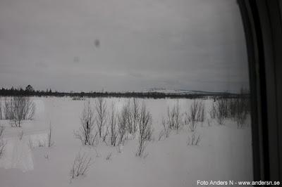 Lappland, Norrländska prärien