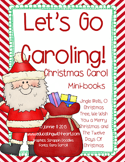 https://www.teacherspayteachers.com/Product/Lets-Go-Caroling-Christmas-Carol-Minibooks-1004317