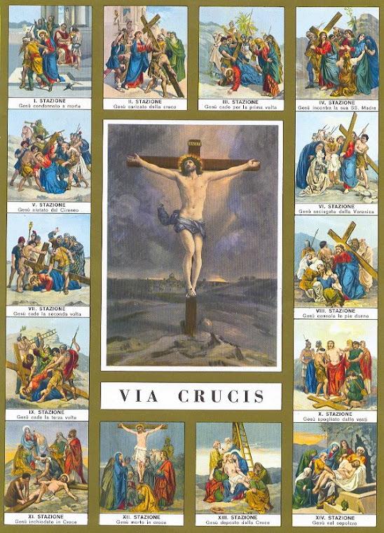 Lectura: Via Crucis