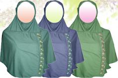 jilbab besar