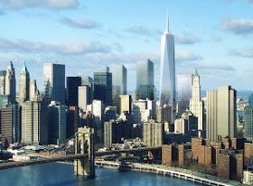 One+World+Trade 10 Proyek Bangunan Paling Menakjubkan di Dunia