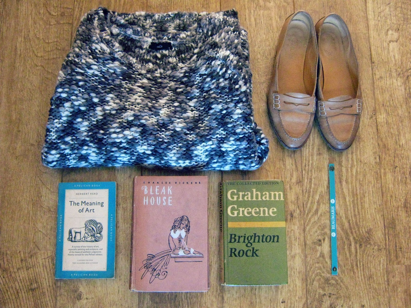 Thrifty Jumper Loafers Books