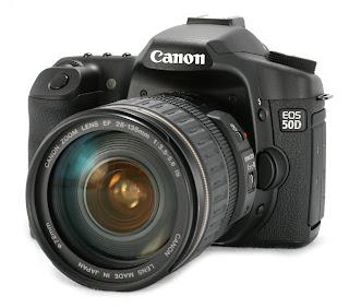 Harga Canon EOS 50D