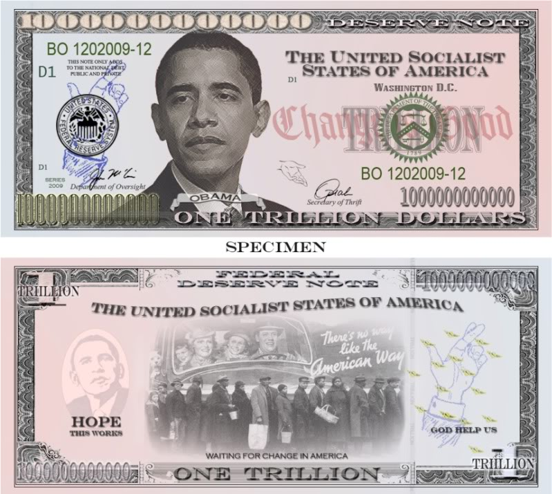 not a  1 000 000 000  One  $1,000,000,000