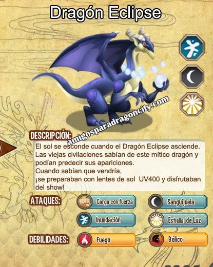 imagen de las caracteristicas del dragon eclipse