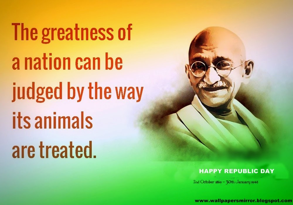 Top 10 mahatma gandhi quotes