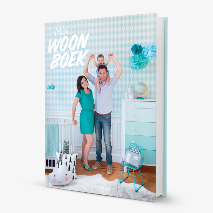 """"""" Mini Woonboek""""   book about children's rooms"""