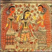 Madhubani Painitings