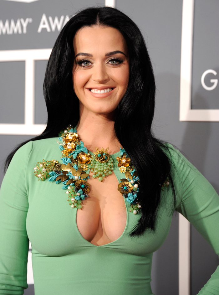 Katy Perry With Or Without Makeup