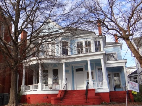 Historic Homes In Macon Georgia
