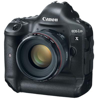 Máy ảnh Canon EOS-1D X