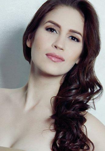 Stephany Stefanowitz STARTRIGA Ms Quezon City Stephanie Stephanowitz is Miss
