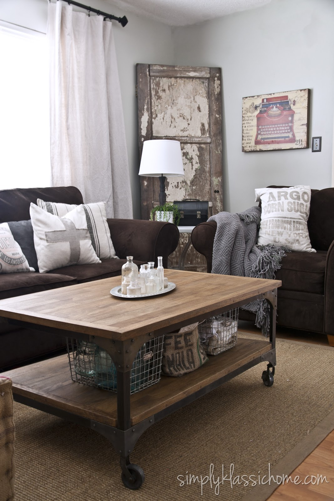The Scoop 154 Pillows and Living rooms