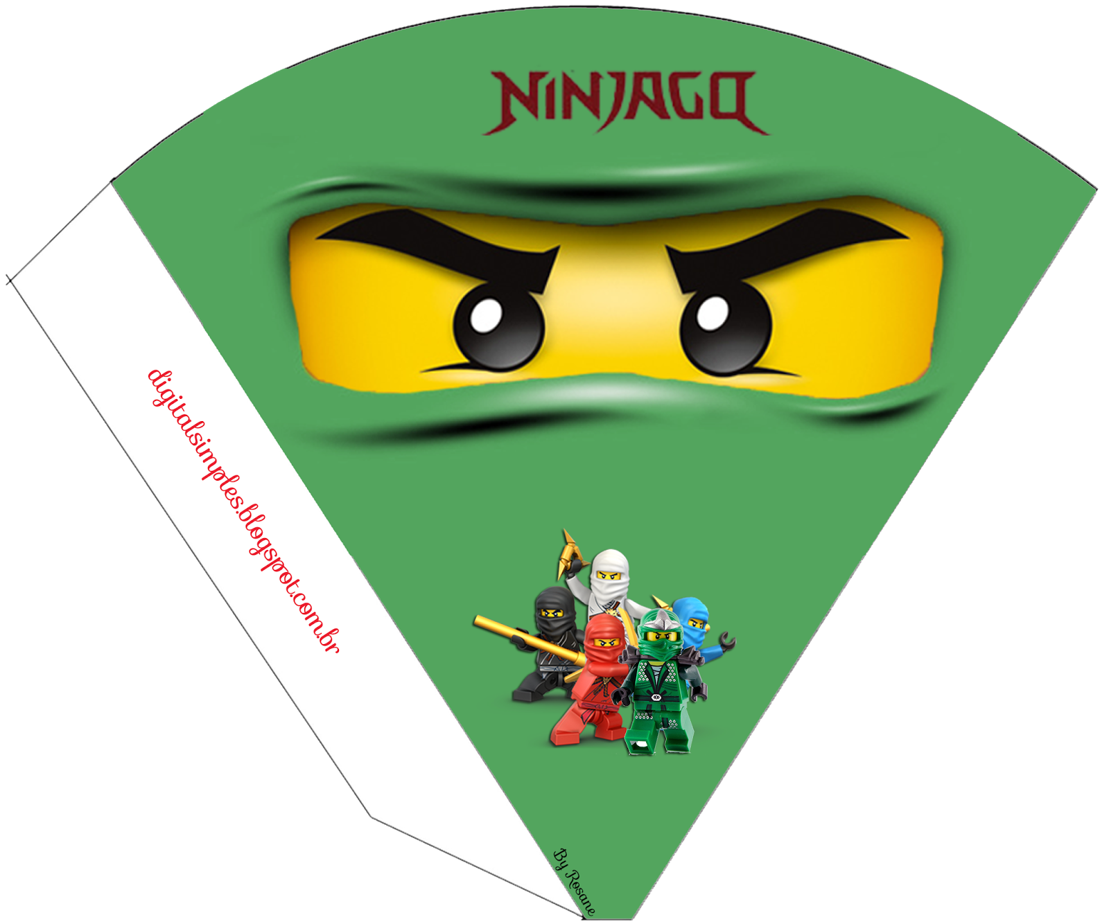 This is a graphic of Exhilarating Free Ninjago Printables