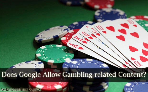 Does Google Penalize Gambling-related content?