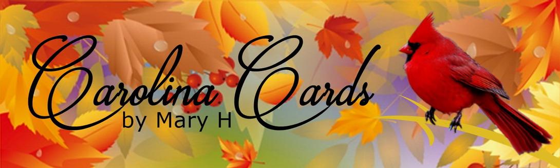 Carolina Cards by Mary H.
