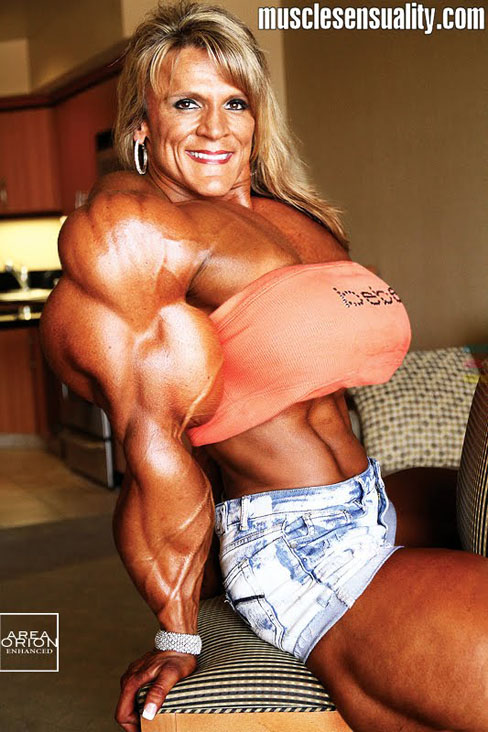 Angela Rayburn Female Bodybuilding Blog