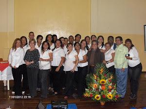 Maestrantes de la Cohorte Colectivo Caracas