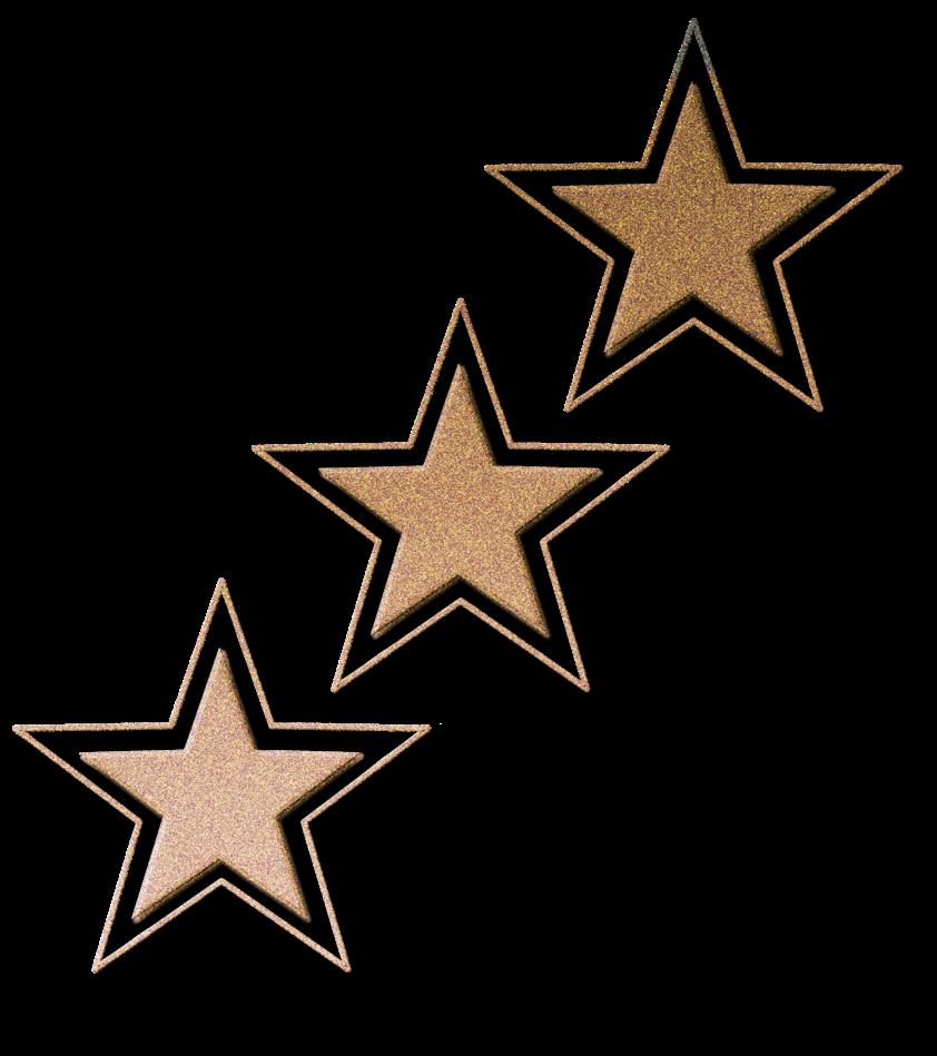ForgetMeNot: golden stars
