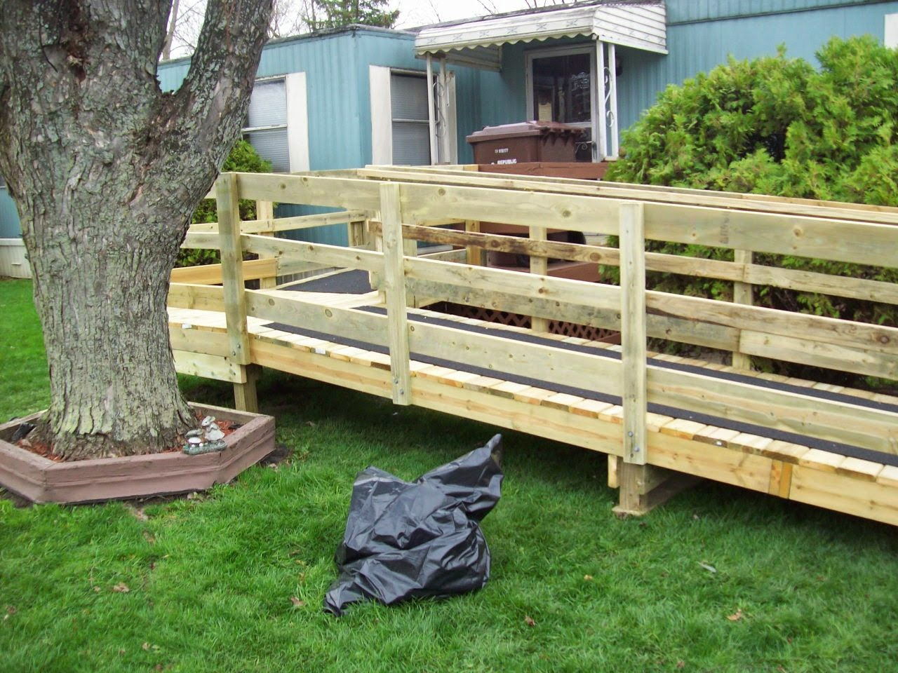 How To Build A Temporary Wheelchair Ramp Universal