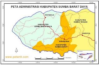info NTT: Kabupaten Sumba Barat Daya