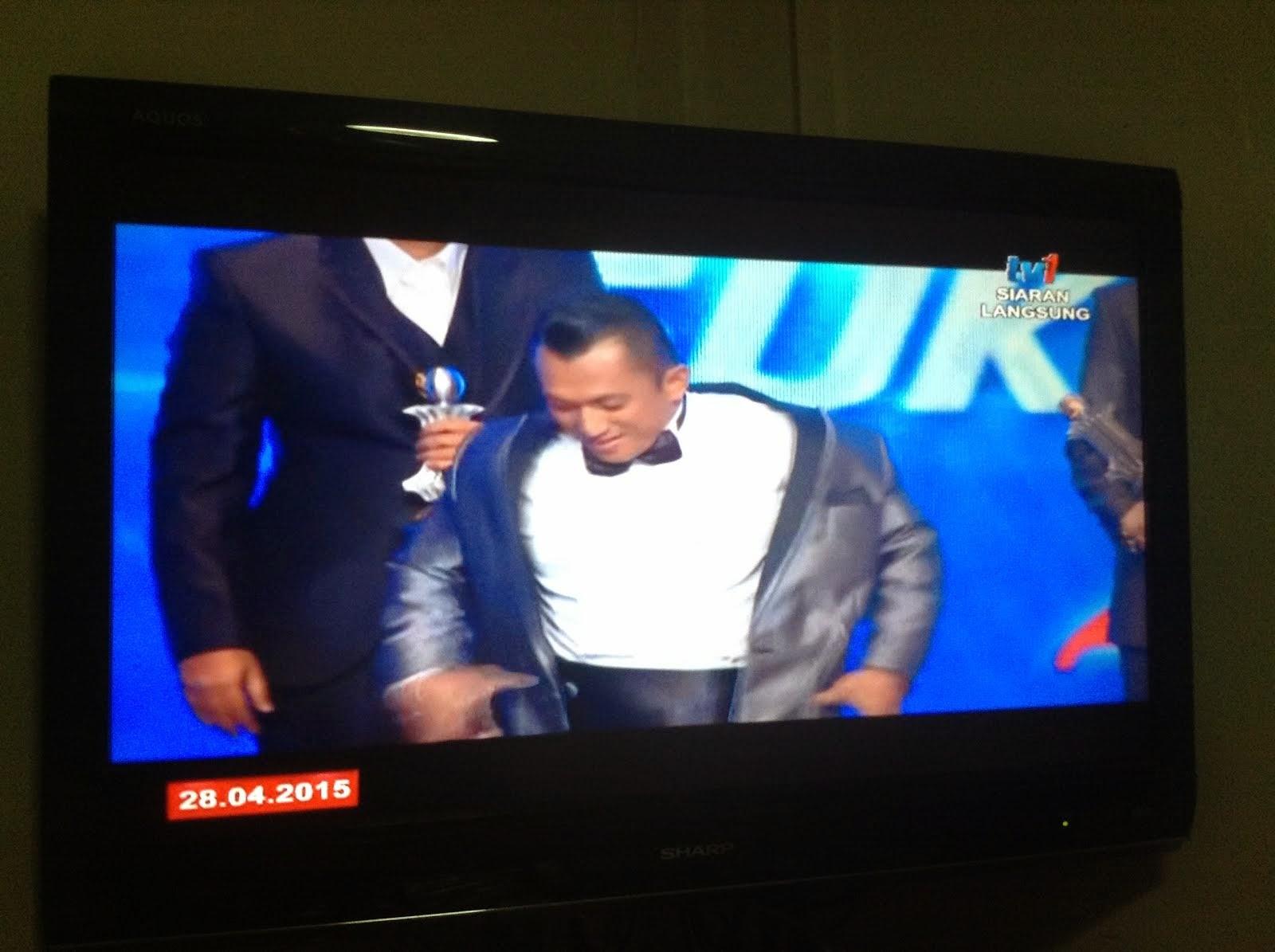 Mr. Universe 2014 'Olaragawan Negara 2014'.