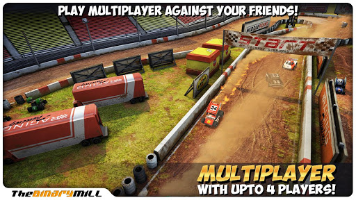 Game HD: Mini Motor Racing 1.7.1 APK + DATA Direct Link