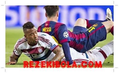 REZEKIBOLA.COM | AGEN BOLA, AGEN CASINO, AGEN TOGEL ONLINE INDONESIA TERPERCAYA - Dibikin Malu Messi, Boateng Tawai Sendiri