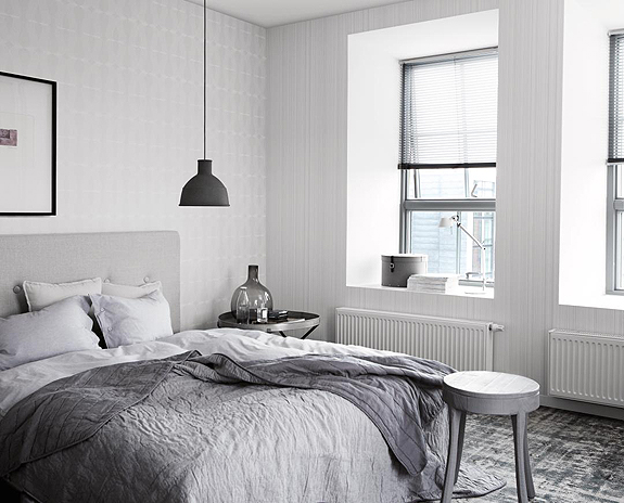 I Also Love The Idea Of Hanging Pendant Lights In The Bedroom. Iu0027m A Big  Fan Of The Muuto Unfold Pendant Lamp. Part 98